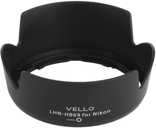 Vello HB-58F Dedicated Lens Hood with Filter Access Panel 4 Pack