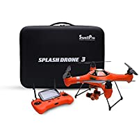 SwellPro Drone IP67 Waterproof with 4K Camera and Monitor Auto Quadcopter and 1 / 2.3 inch CMOS , effective pixels 1400W