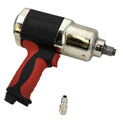 1/2'' Composite Air Impact Gun Wrench Compressor Tool Twin Hammer Light Weight HD,NEW by Brand New