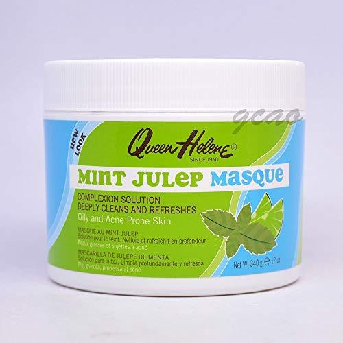 (Queen Helene Jar Mint Julep Masque 12 Ounce (354ml) (2)