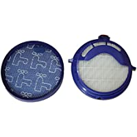 Dyson DC25 Filter Kit Includes 1 Washable Pre-Motor Filter #919171-02 & 1 Post Motor HEPA Filter #916188-05