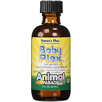 Amazon Com Twinlab Infant Care Multi Vitamin Drops With