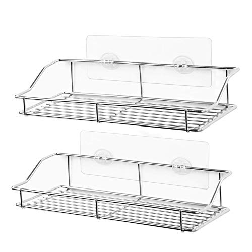 SMARTAKE 2-Pack Shower Caddy