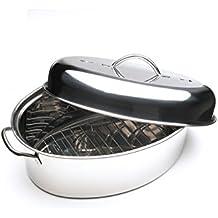 Amazon Com Ceramic Roaster Pan