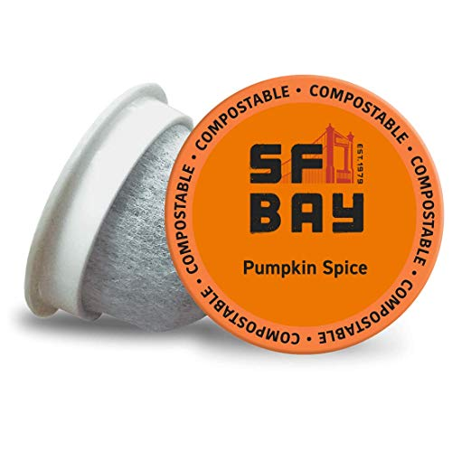 SF Bay Coffee Pumpkin