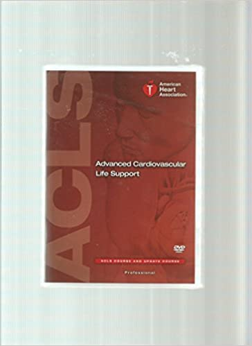 advanced cardiovascular life support acls course and update course