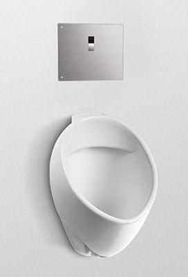 Toto Porcelain .125 GPF Urinal Cotton White UT105UV#01