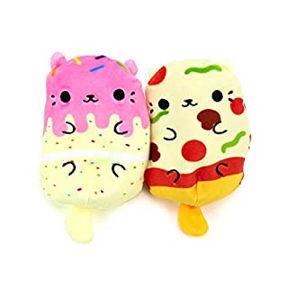 Cats vs Pickles Series 1: Kitty Cake and Paw-Purr-Oni 2-Pack