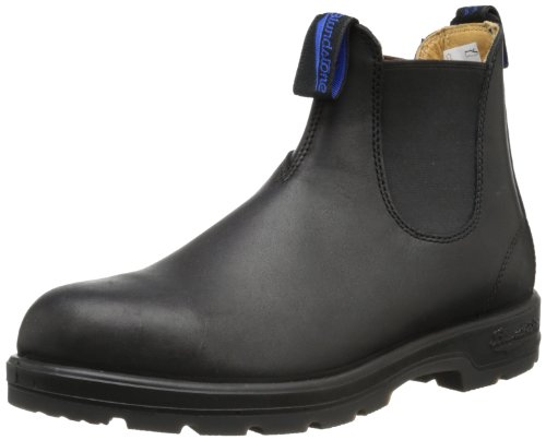 Blundstone Unisex The Winter Waterproof Pull-On Boot Black 8 M UK by Blundstone