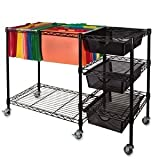 VRTVF50621 - Vertiflex Mobile File Cart by Vertiflex