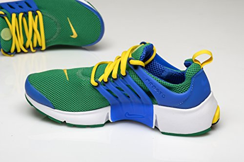 Nike Herren Air Presto Essential Grün / Gelb / Blau