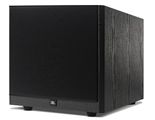 JBL Arena S10 Black 10 100W Powered Subwoofer with Special Edition Grilles & Logo Black [並行輸入品] B078GBN7YQ