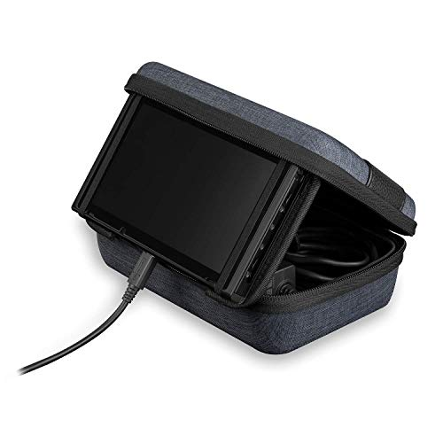 (PDP Nintendo Switch Play and Charge Case Switch Elite Edition, 500-084 - Nintendo Switch)