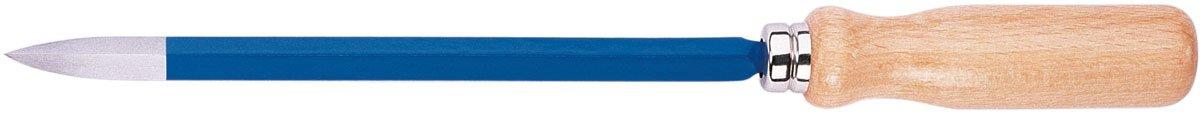 Rennsteig 461 100 0 Triangular Scraper, Blue/Beige, 100 mm
