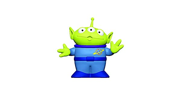 Amazon.com: Toy Story Alien Jumbo Figura Goma de borrar ...