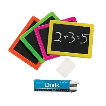Fun Express 12-29 Plastic Neon Chalkboard Sets