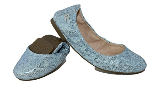 Flat Ballet Beauty Imus Blue Beauty Macabee Imus Womens Womens Macabee A6qx8B0B