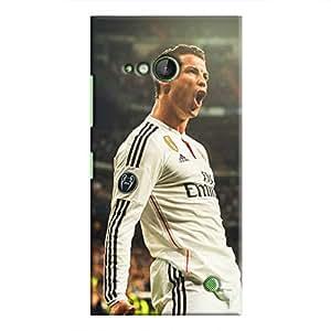 Cover It Up - Cristiano Ronaldo Yeah! Lumia 730 Hard Case
