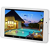 MonkeyJack 7 inch IPS Screen 3G Tablet Android 4.4 1GB RAM+ 8GB ROM Bluetooth Wi-Fi HD Gold