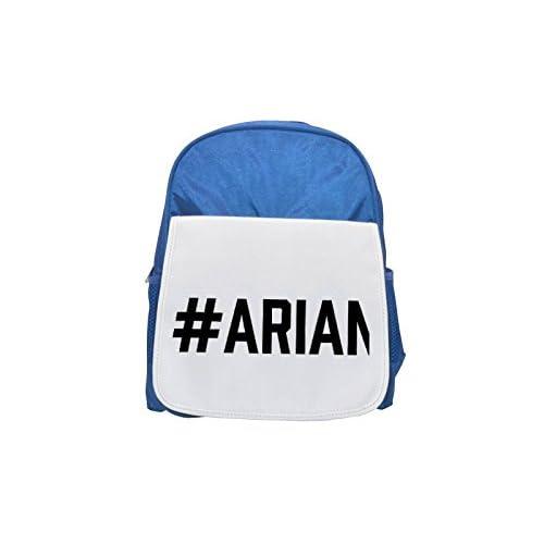 # Arian Printed Kid 's Blue Backpack, Cute de mochilas, Cute Small de mochilas, Cute Black Backpack, Cool Black Backpack, Fashion de mochilas, large Fashion de mochilas, Black Fashion Backpack