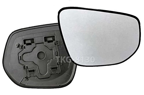 1 Right Side Mirror Glass Lens Len (Electric Mirror) For Isuzu D-Max Dmax 2012 2013 2014 2015