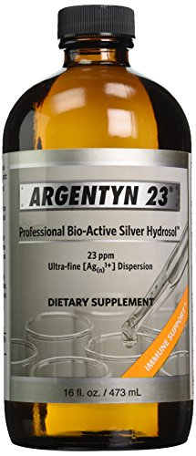 Natural-Immunogenics Corp. – Argentyn 23 16oz 473ml Review
