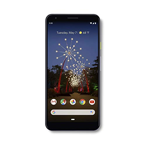 Google - Pixel 3a XL with 64GB Memory Cell Phone (Unlocked) - Purple-ish
