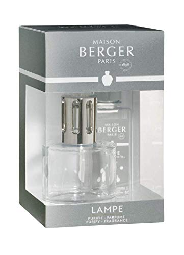 Maison Berger Lamp - Pure Clear Gift Set with 180ml So Neutral