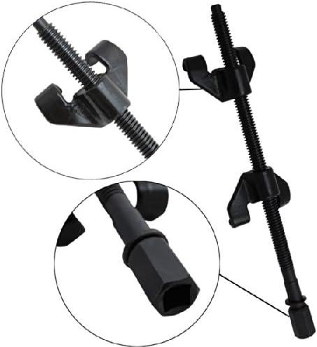 Wise 370mm Tuning Federspanner Set Tieferlegungstossdämpfer Robust 2 Tlg Spanner Spannweite Auto