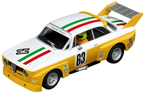 Carrera Coche Evolution Alfa Romeo GTA Silhouette Race E