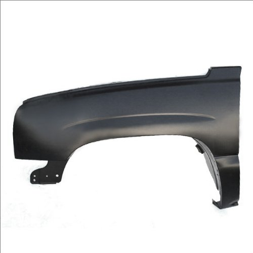 CarPartsDepot, Driver Left Side Fender Primered LH, 371-15211-01 GM1240305 88944420