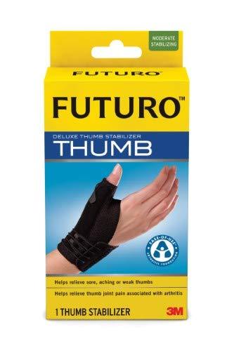 Futuro(tm) Deluxe Thumb Stabilizer (Pack of 2)