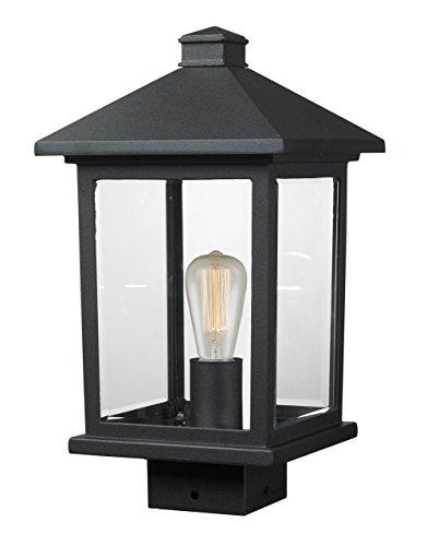 Post Lite (Z-Lite 531PHMS-BK 1 Post Mount Light 1)