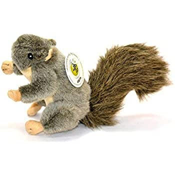 Pet Supplies : Sancho & Lola's Squirrel Dog Toy with