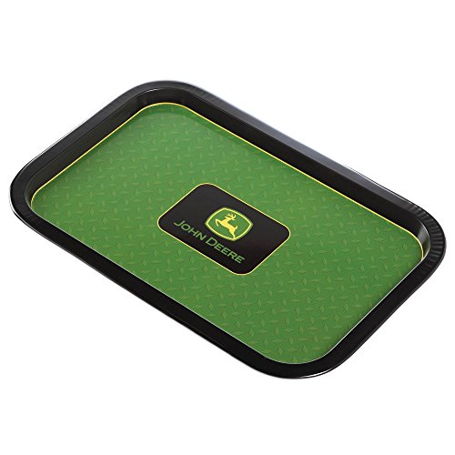 Tin Box 1 X John Deere Tin Serving Rectangle Tray
