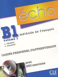 "Afficher ""Echo B1, méthode de français n° 1"""
