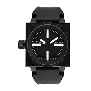 Coffret reloj Welder hombre K-26 modelo Data negra - 5100/2001 K26: Amazon.es: Relojes