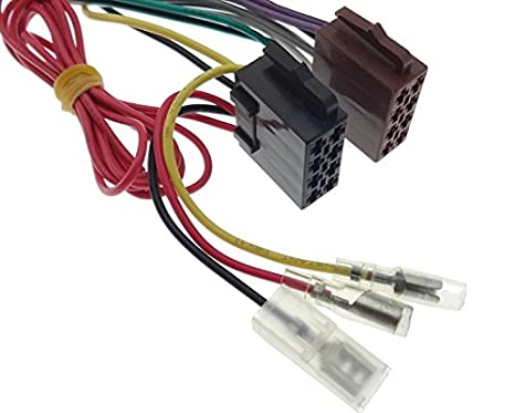 CHRYSLER DODGE JEEP adaptador THB PARROT Bluetooth cable ISO connettore cable FSE: Amazon.es: Electrónica