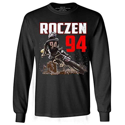 Ken 94 Roczen Motocross Supercross Champion Gift Long Sleeve Tshirt Black