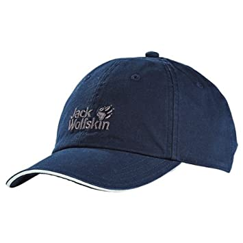heiß seeling original Spitzenstil Website für Rabatt Jack Wolfskin Ballgame Cap - Night Blue, One size: Amazon.co ...