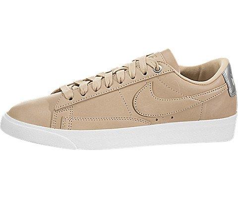 Nike Women's Blazer Low SE PRM Bio Beige AA1557-200 (Size: 8)