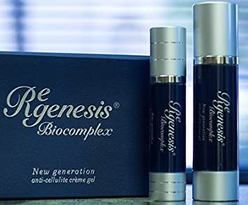 Amazon.com: regenesis biocomplex anticellulite créme & Serum ...
