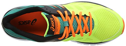 asics Gel-Zaraca 3 - entrenamiento/correr de sintético hombre Amarillo - Yellow (Flash Yellow/Silver/Flah Orange 793)