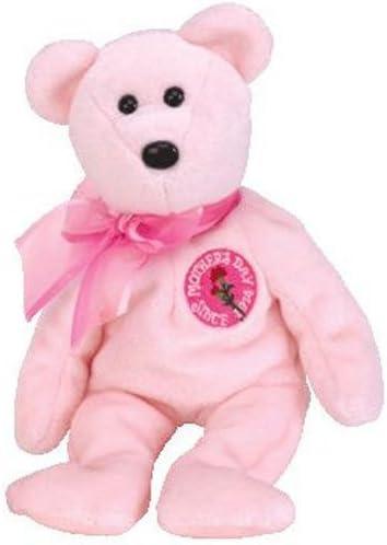 TY Beanie Baby MOM-e 2004 the Bear - MWMTs //#www.bbtoystore.com 8.5 inch Internet Exclusive