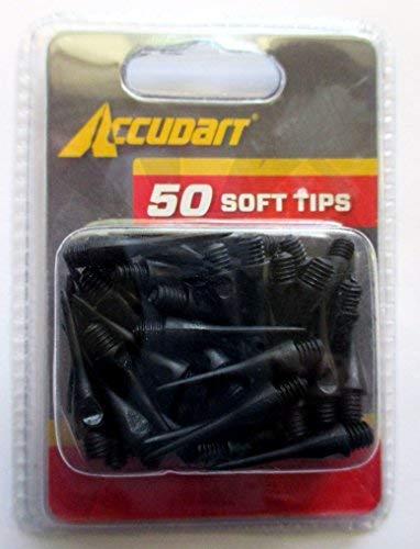 Accudart Soft Tip Darts - Tip Accudart Soft Darts