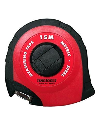 Teng Tools MT15-15 Metre or 49 Foot Metric and SAE Measuring Tape
