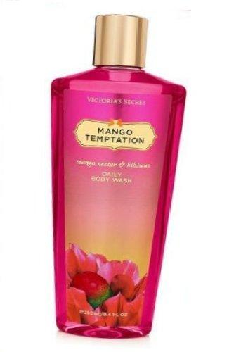 Victorias Secret Garden Collection Mango Temptation Body Wash Shower Gel