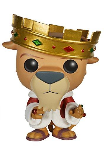 Funko - Figurine - Robin des bois - Prince Jean Pop 10 cm - 0849803040376