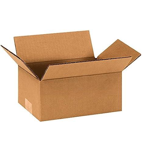 Amazon.com: Cajas Envío Rápido bf964 Cajas de Cartón ...