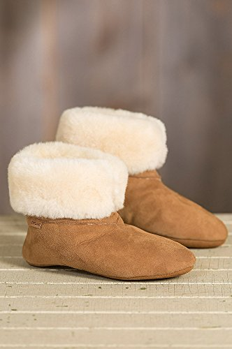 Women's Overland Lily High-Top Sheepskin Slippers by Overland Sheepskin Co (Image #4)